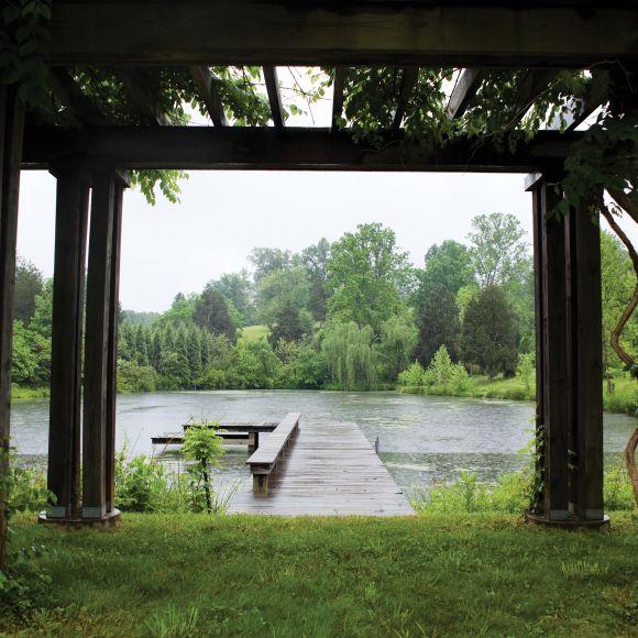 Seven Ponds Farm   Nelson Byrd Woltz