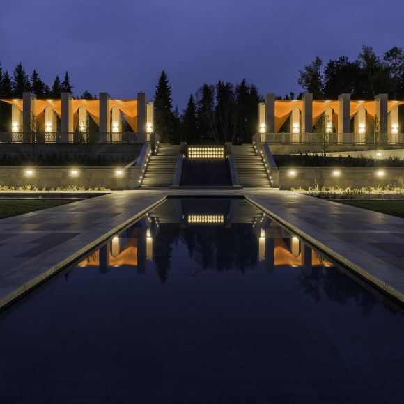Aga Khan Garden, Alberta | Nelson Byrd Woltz